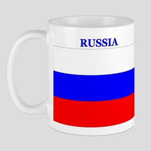 Russia Products Mug
