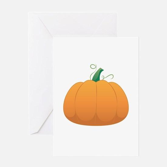 Pumpkin Greeting Cards