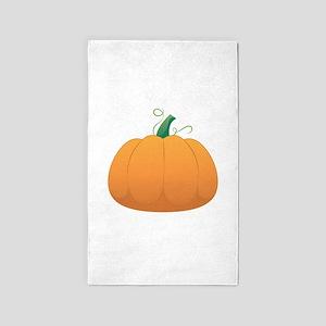 Pumpkin Area Rug