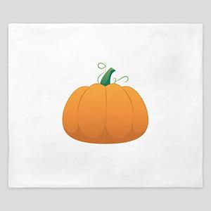 Pumpkin King Duvet