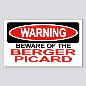 BERGER PICARD Rectangle Sticker
