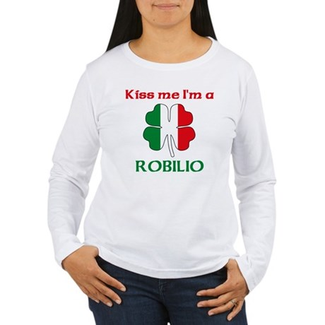 Robilio Family Women's Long Sleeve T-Shirt