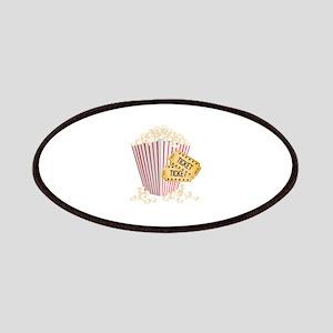 Movie Popcorn Patch
