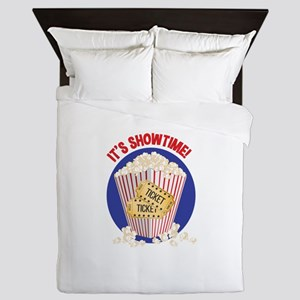 Its Showtime Queen Duvet