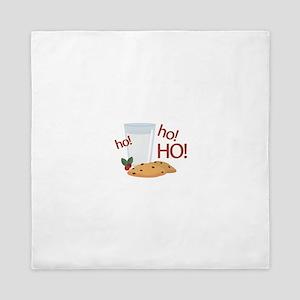 Ho Ho Ho Snack Queen Duvet