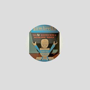 LAMBRETTA DEALER Mini Button