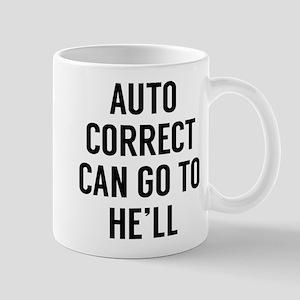 Autocorrect Mug