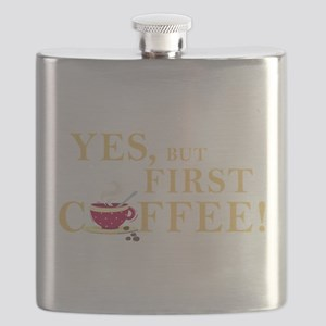 Yes, but first Coffee Flask