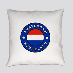 Amsterdam Netherlands Everyday Pillow
