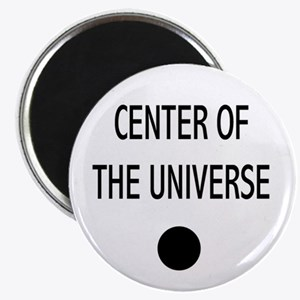 Center of the Universe Magnet