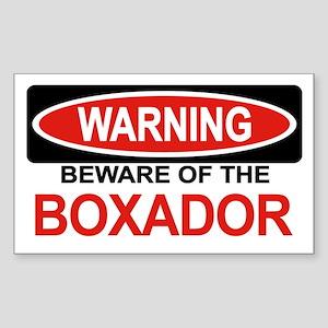 BOXADOR Rectangle Sticker