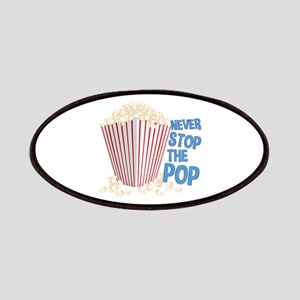 Stop The Pop Patch