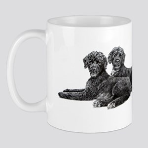 Portuguese Water Dogs Mug