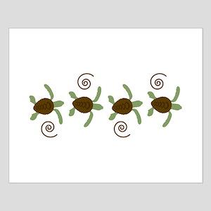 Sea Turtle Border Posters