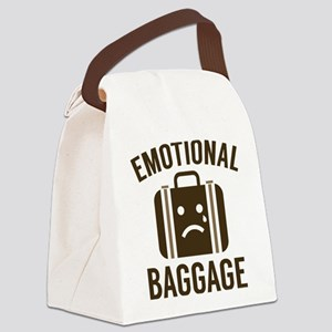 Emotional Baggage Canvas Lunch Bag