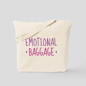 Emotional Baggage Tote Bag