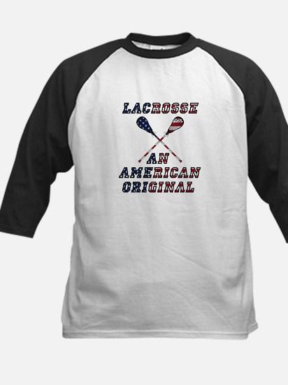 Lacrosse Kids Baseball Jersey