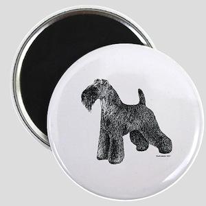 Kerry Blue Terrier Magnet