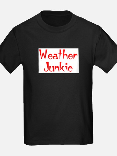 weather junkie T-Shirt