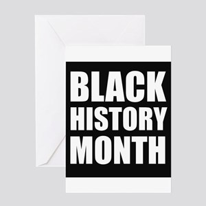 Black history month greeting cards cafepress black history month greeting cards m4hsunfo