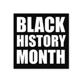 Black history month Square