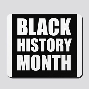 Black History Month Mousepad
