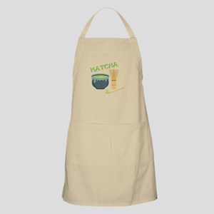 Matcha Tea Set Apron