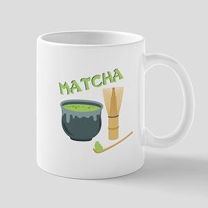 Matcha Tea Set Mugs