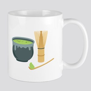 Matcha Green Tea Set Mugs