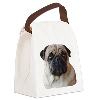 busterone Canvas Lunch Bag
