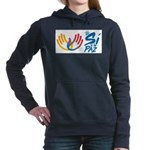 Si a la Paz en Colombia Women's Hooded Sweatshirt