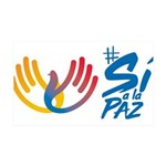 Si a la Paz en Colombia Wall Decal