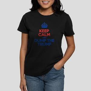 Keep Calm And Dump The Trump T-Shirt