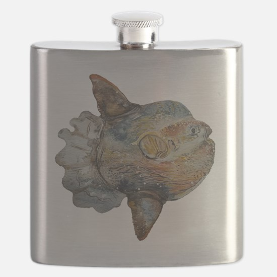 Cute Majestic Flask
