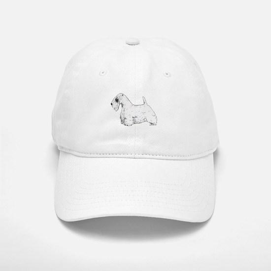 Sealyham Terrier Baseball Baseball Cap