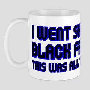 """""""This Was All That Was Left"""" Mug"""