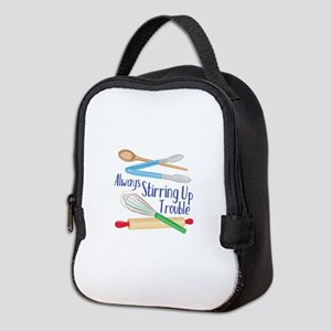 Stirring Up Trouble Neoprene Lunch Bag