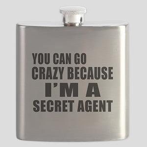 I Am Secret agent Flask