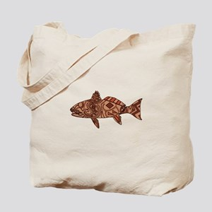 REDFISH Tote Bag