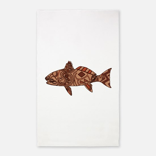 REDFISH Area Rug