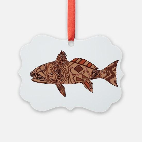 REDFISH Ornament