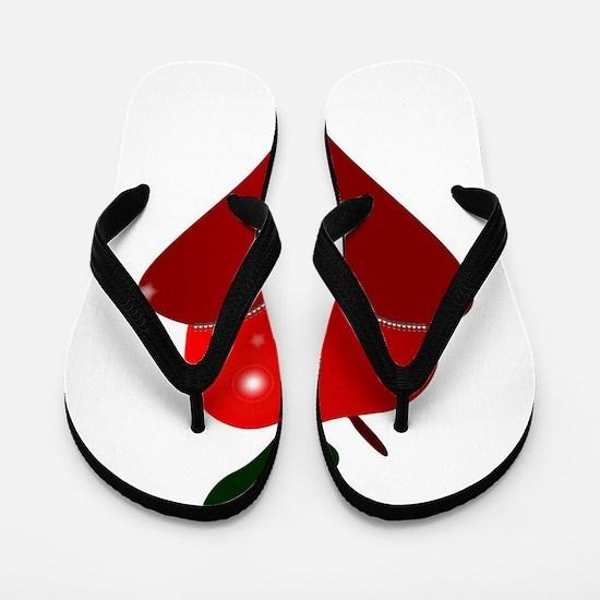 Love Fruit Flip Flops
