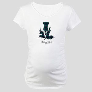 Thistle - MacArthur of Milton Maternity T-Shirt