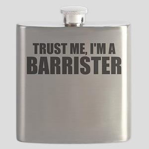 Trust Me, I'm A Barrister Flask