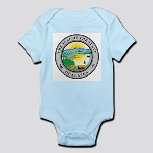 Seal of the state of Alaska Body Suit