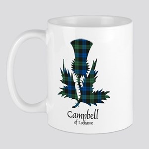 Thistle - Campbell of Lochawe Mug
