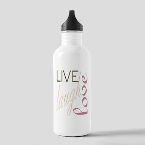 livelaughlove Water Bottle