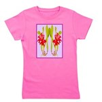 ORCHIDS Girl's Tee