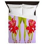 ORCHIDS Queen Duvet