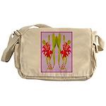 ORCHIDS Messenger Bag